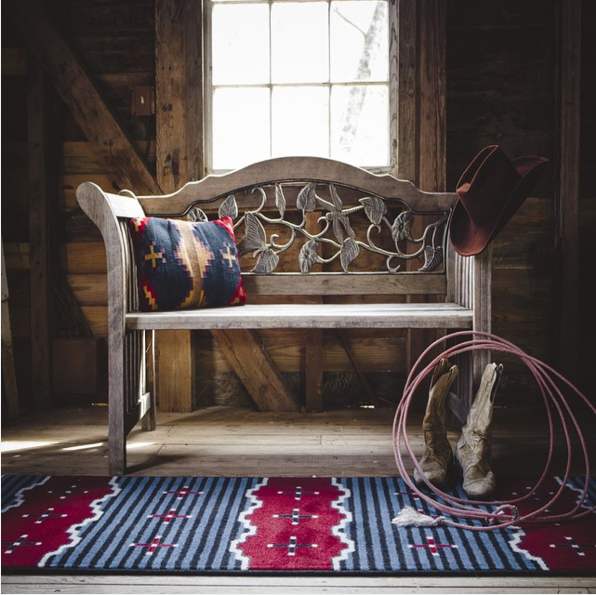 Western Rugs Are The Foundation Of Your Western Decor